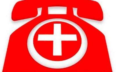 Urgències 24h telefòniques