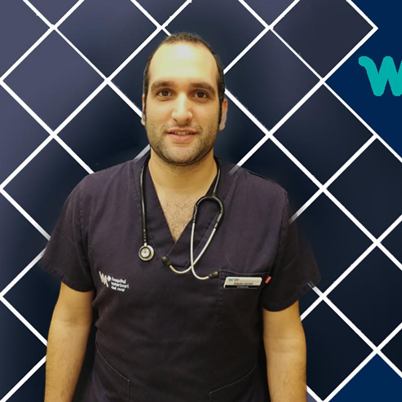 Veterinario Exóticos Barcelona | Adrián Melero | Hospital Veterinario del Mar