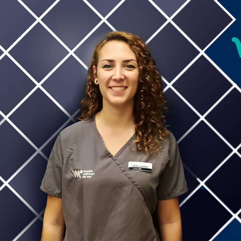 Hospitalización y UCI | Debora Gutiérrez | HV del MAr